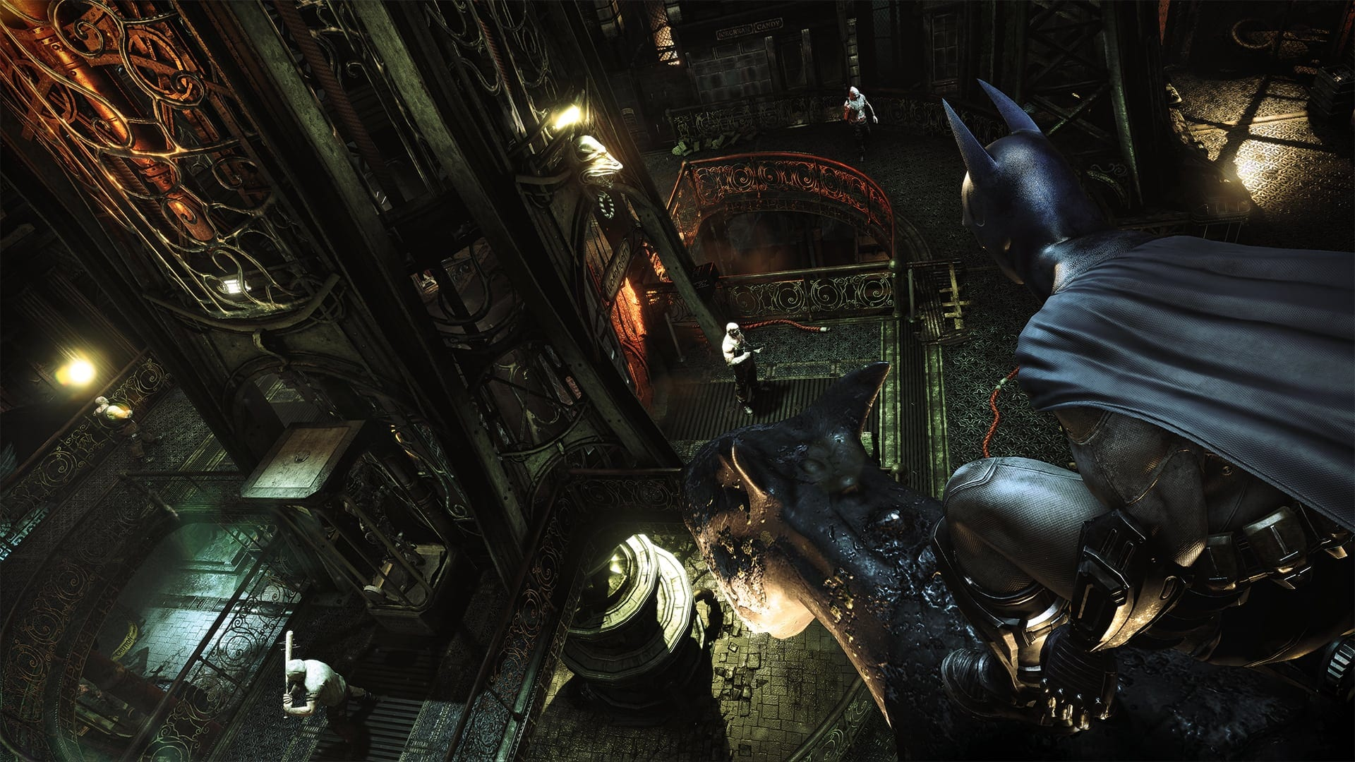Batman Arkham City, Batman Arkham City