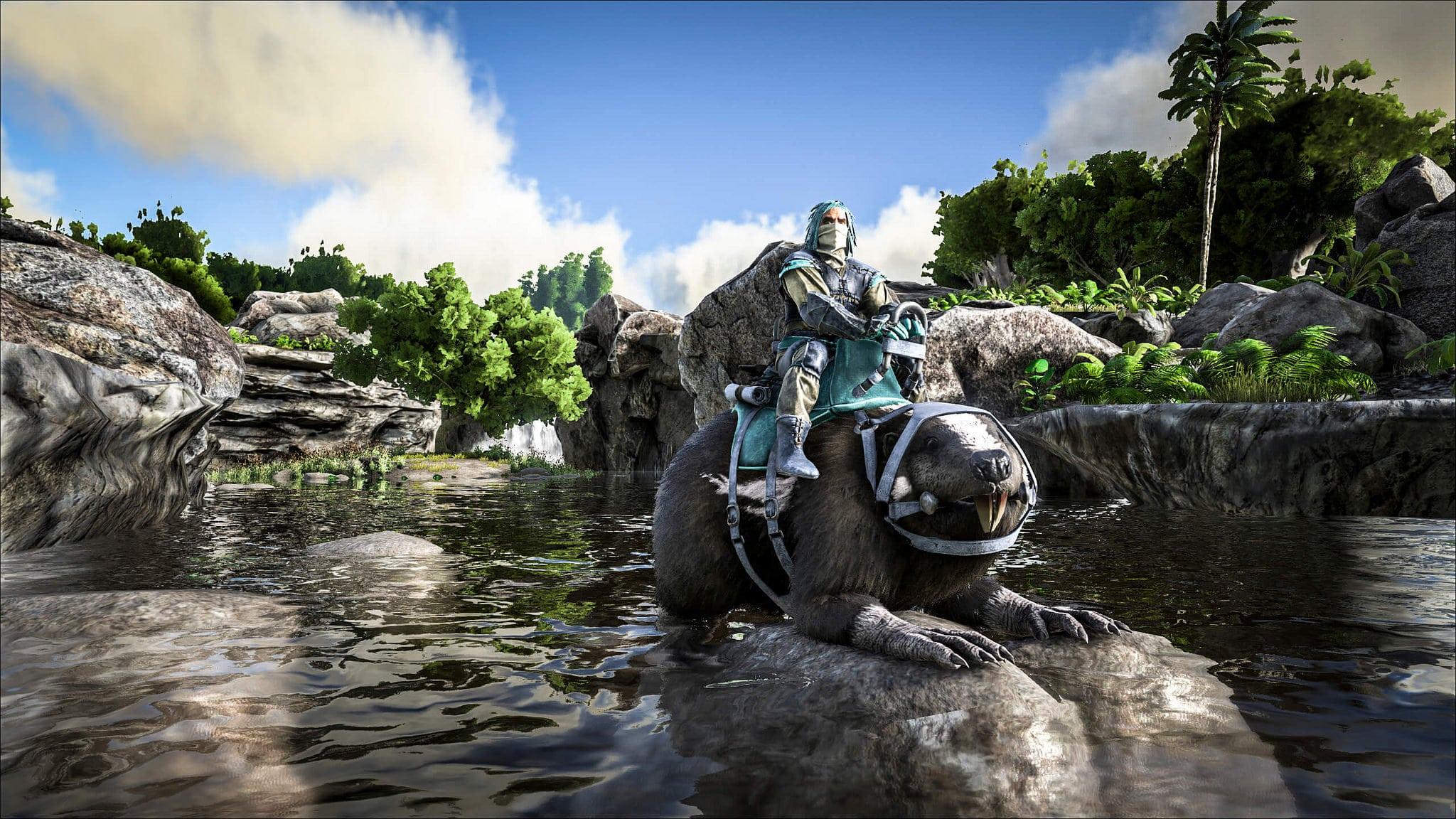 Ark Survival Evolved, Ark Survival Evolved