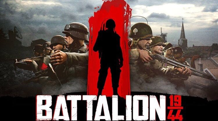 battalion1944 game logo