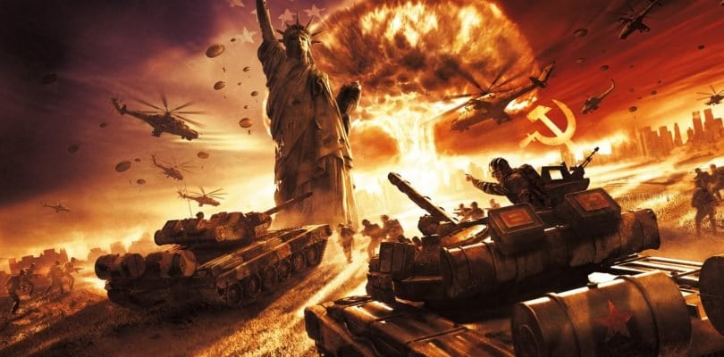 World in Conflict Banner