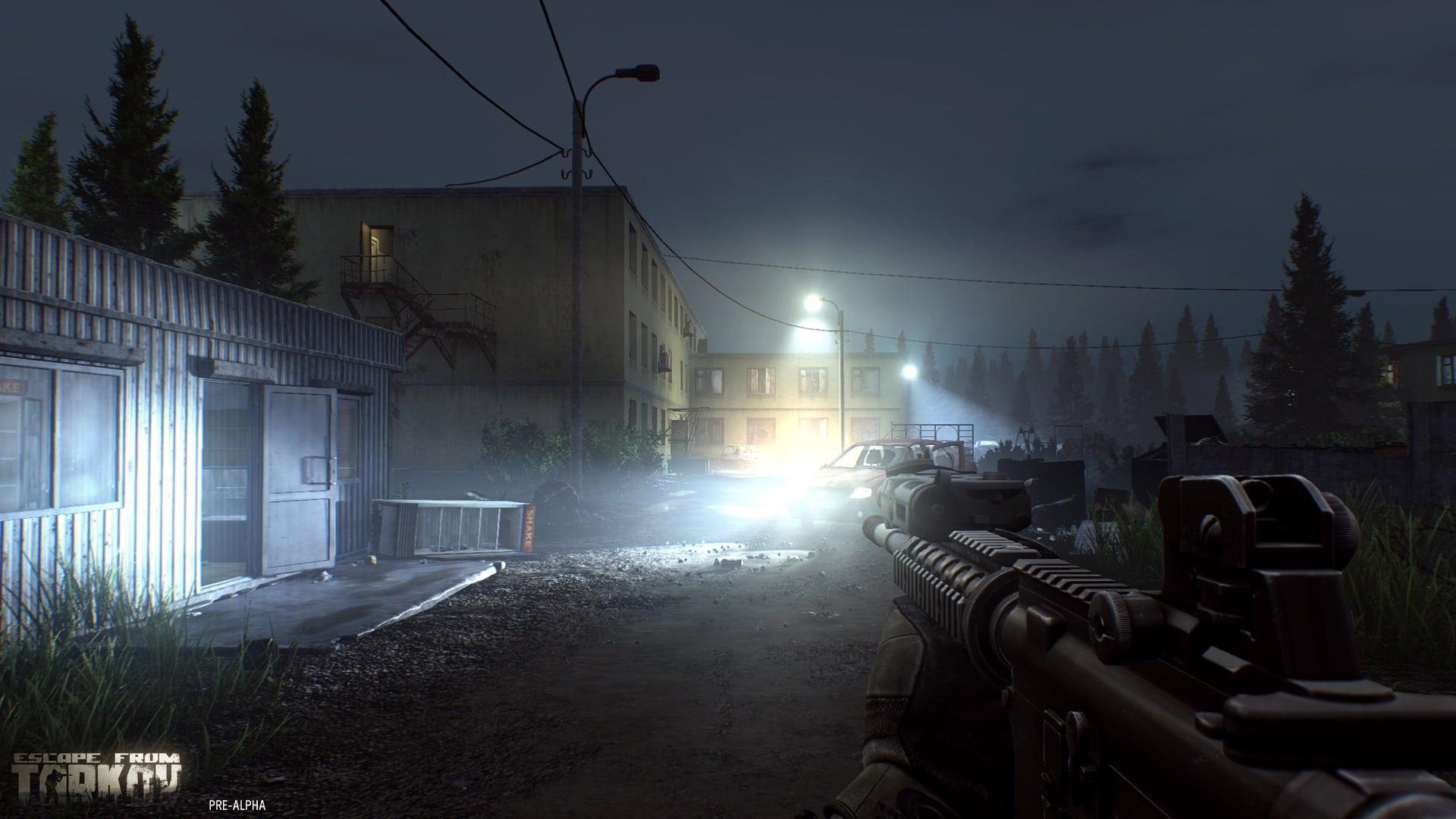 Escape from Tarkov, Escape from Tarkov – Hardcore-MMOFPS Shooter für Hartgesottene