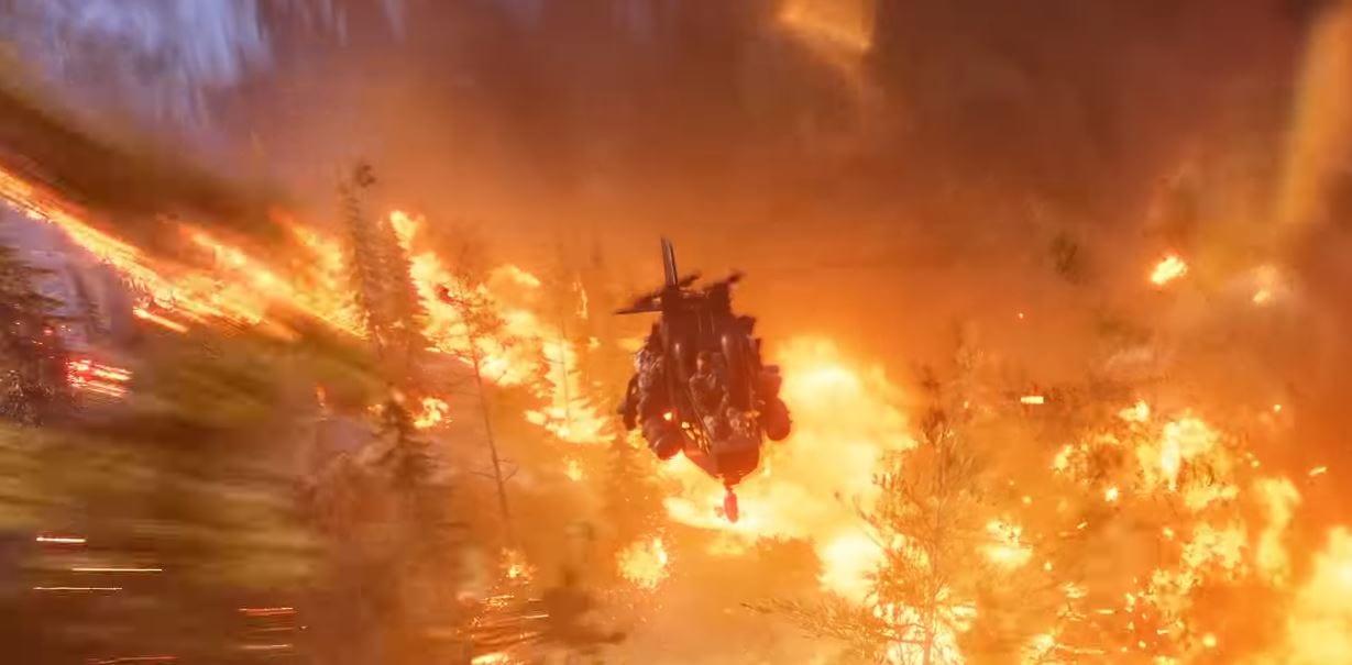 BF V Firestorm