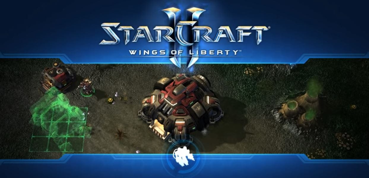 StarCraft 2 gameplay
