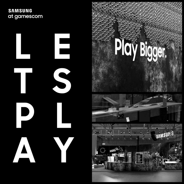 Samsung Gamescom