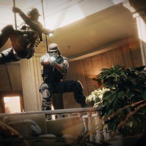 , Tom Clancy's Rainbow Six Siege (Europe)
