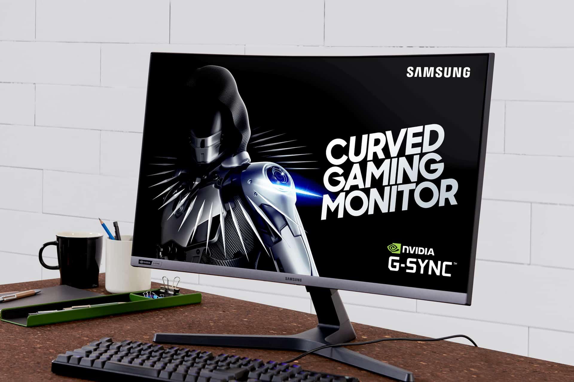 Samsung C27RG5 Curved Gaming Monitor