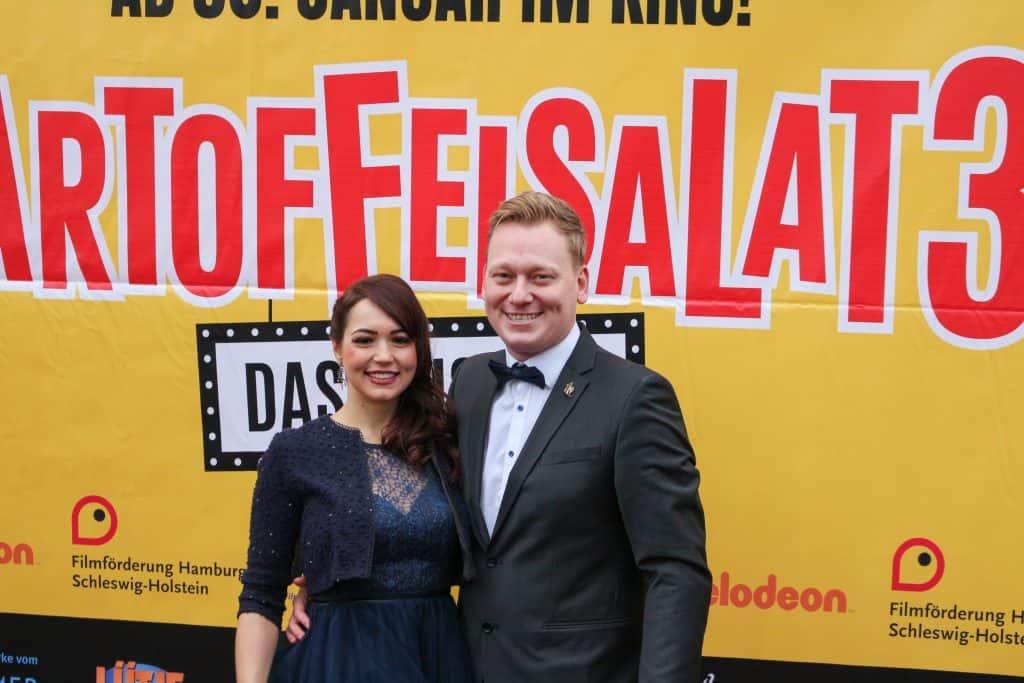 Frau Knossi und Jens Knossalla