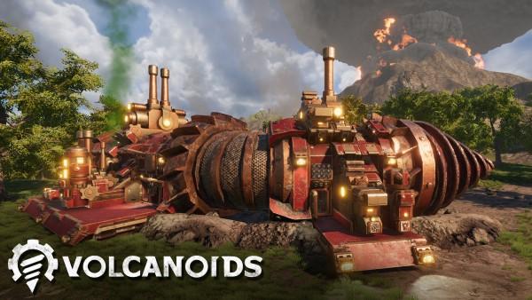 Volcanoids Game